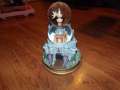 Disney Tinkerbell Snow Globe | eBay