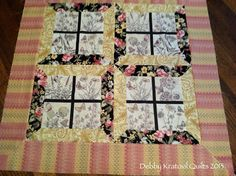 Sew in Love {with Fabric}: May Blog Hop: Day 3 Magic Mitering
