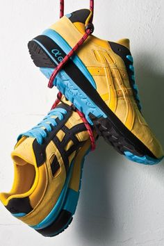 reputable site c62a8 819d2 BAIT x ASICS 2012
