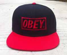 b3cb6e819b8 47 Best Obey Snapback Hat - Snapback hats images