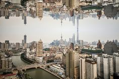 Shanghaiception by Florian Delalée on 500px