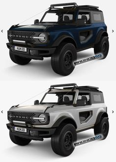 New Bronco, Early Bronco, Ford Bronco, Weird Cars, Cool Cars, Crazy Cars, Broncos Pictures, 4 Wheelers, Classic Trucks