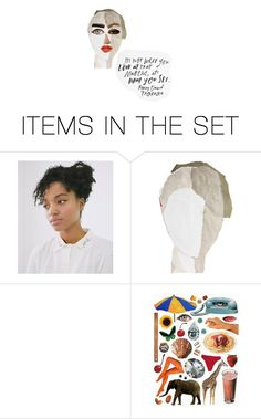"""""""what you see"""" by lumoswhispers ❤ liked on Polyvore featuring art"""