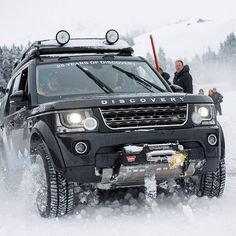 Today marks the completion of Land Rover's Adventure Challenge. To celebrate 25 Years of the Discovery, the world's most iconic explorers including, Sir. Range Rover Off Road, Range Rover Sport, Range Rovers, Land Rover V8, Land Rover Defender, Land Rover Discovery Sport, Ford Pickup Trucks, Suv Trucks, Land Rover Freelander