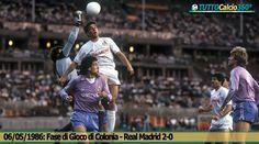 6 Maggio 1986 | Al Colonia non basta il 2-0; la UEFA è del R.Madrid