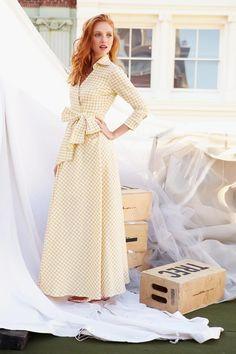 Central Park Dress Y