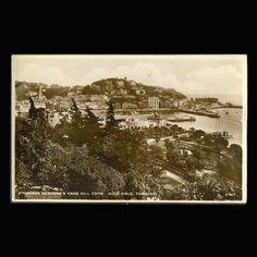 Vintage Postcard Princess Gardens Torquay Devon from JMCVintagecards