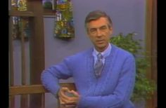 Rare Video: Mister Rogers Talks to Children & Adults About Violence