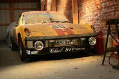 """La replique de 914 GT de """""""" Daniel """""""""""