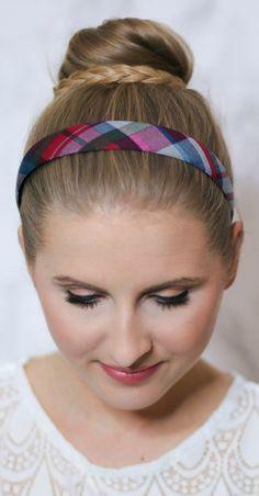 Quick and Easy Braided Topknot Hair Tutorial + 2 Hairstyle Ideas   by @ashleynicholas at ashleybrookenicholas.com