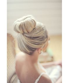The Bridal Bun
