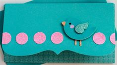I could use the Cricut Create-a-Critter Cartridge.  Stacy + Doodlebug card #27