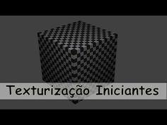 Blender- Aplicação de textura