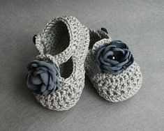Letras e Artes da Lalá: Sapatinhos de crochê e de tricô (fotos: google)