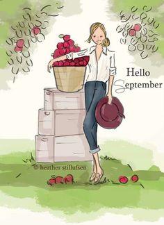 Hello September...