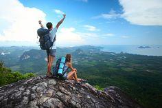 Buenos días y #FelizLunes. Os dejamos una vista de la provincia de Krabi, Tailandia