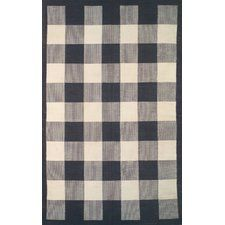Image result for black and white gingham rug