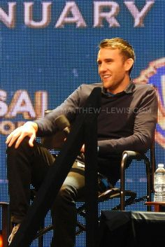 Matthew Lewis ~ Celebration of Harry Potter 2017 Harry Potter 2017, Matthew Lewis, Celebration, Fictional Characters, Fantasy Characters