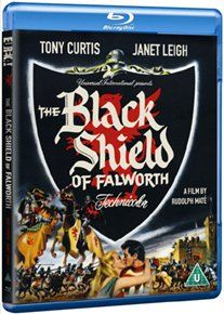 Black Shield of Falworth Medieval epic full of swashbuckling heroics and romance. Tony Curtis plays a dashing young knight trying to defend the British throne and win the heart of a fair maiden. Myles (Curtis) is a headstrong http://www.MightGet.com/january-2017-12/black-shield-of-falworth.asp