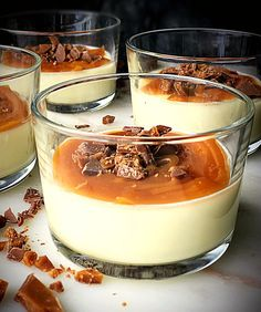 New Year's Desserts, Trifle Desserts, Pudding Desserts, Cookie Desserts, Baking Recipes, Cake Recipes, Dessert Recipes, Diy Dessert, Yummy Drinks