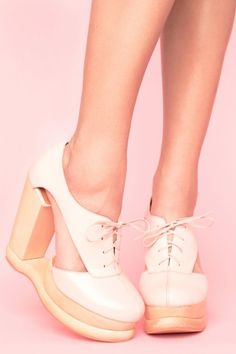 Jeffrey Campbell Benched Cutout Platform at Nasty Gal  188.00 Fly Shoes 72e0045f08f