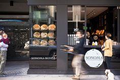 Sonoma #bakery