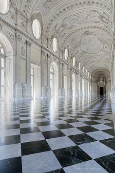 https://flic.kr/p/KXrH2R | LA VENARIA REALE-Galleria grande, detta di Diana