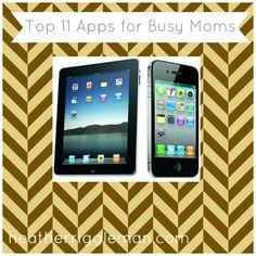 Best Apps: Organzing @Amy Stapp