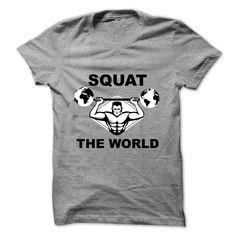 (Tshirt Fashion) SQUAT [Tshirt design] Hoodies Tee Shirts