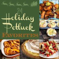 24 Holiday Potluck Recipes to Wow the Crowd! - The Weary Chef