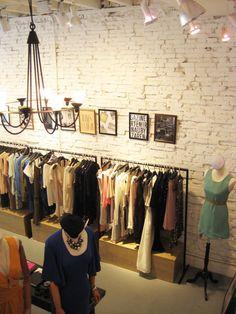 shanghai: roommate store [wall]