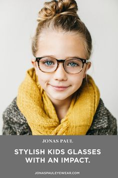 270033ad52f Stylish Kids Glasses with an Impact. Every frame sold prevents childhood  blindness in the developing