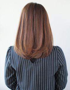 大人可愛くナチュラルストレート(SY-572) | ヘアカタログ・髪型・ヘアスタイル|AFLOAT(アフロート)表参道・銀座・名古屋の美容室・美容院