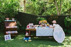 Festa Infantil | Minnie Vintage