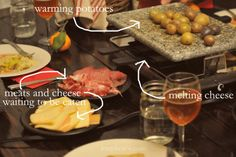 LMR Photos: French Raclette