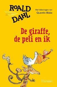 Recensie van Brigitte over Roald Dahl - De giraffe, de peli en ik | http://www.ikvindlezenleuk.nl/2016/12/dahl-giraffe/