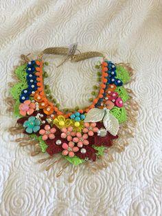 Colorido colar