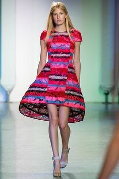 Peter Pilotto Spring 2014 Ready-to-Wear - Collection - Gallery - Style.com