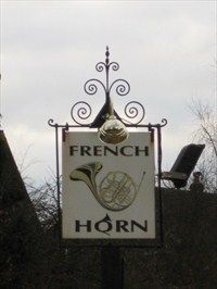 The French Horn - Church End, Steppingley, Bedfordshire, UK