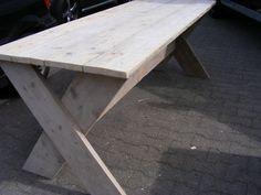 tafel steigerhout - Google zoeken