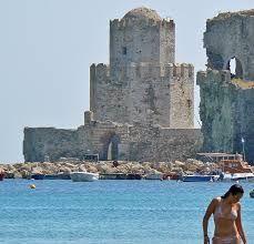 Methoni Fortress, Greece.