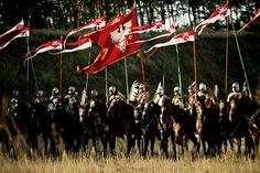 Glory to the Most Serene Republic! For glory and honor! The last knights of Europe: Polish winged hussars. Crusader Knight, Last Knights, Total War, Chivalry, Eastern Europe, Poland, Medieval, History, Ottoman Empire