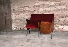 Sedie Da Cinema Vintage.29 Best Sedie E Poltrone Images Furniture Home Decor Chair