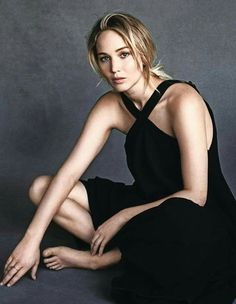 New photoshoot of Jennifer Lawrence for Dior (featured in L'Express Styles) #jenniferlawrence photoshoot