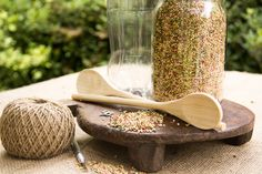 DIY Bird Feeder | Moonfrye