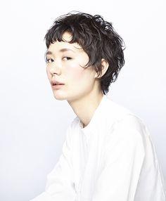 hairstyle/髪型/ヘアスタイル/ショート