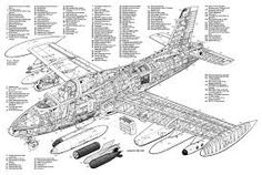 Aermacchi MB 326 (Cutaway)