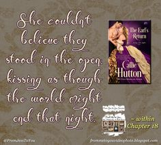 THE EARL'S RETURN by Callie Hutton -- Read my #bookreview here: https://frommetoyouvideophoto.blogspot.com/2017/08/feasted-on-marriage-mart-mayhem-series.html