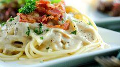 Spaghetti carbonara    VTM Koken