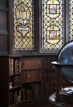 "theladyintweed:""Beautiful Libraries:"" Merton College, Oxford. "" """